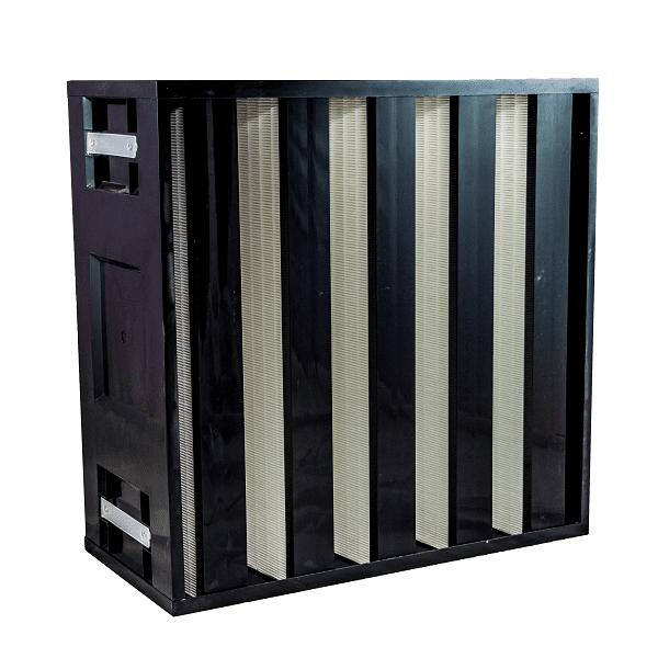 FPHV MINI PLEAT proveedor de filtros y mallas industriales Macrofilter®