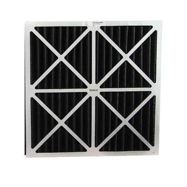 PLEATED PANEL AC FILTERS