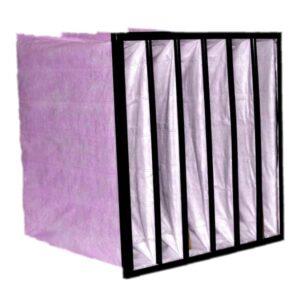 POCKET PLASTIC FILTER proveedor de filtros industriales de bolsa Macrofilter®