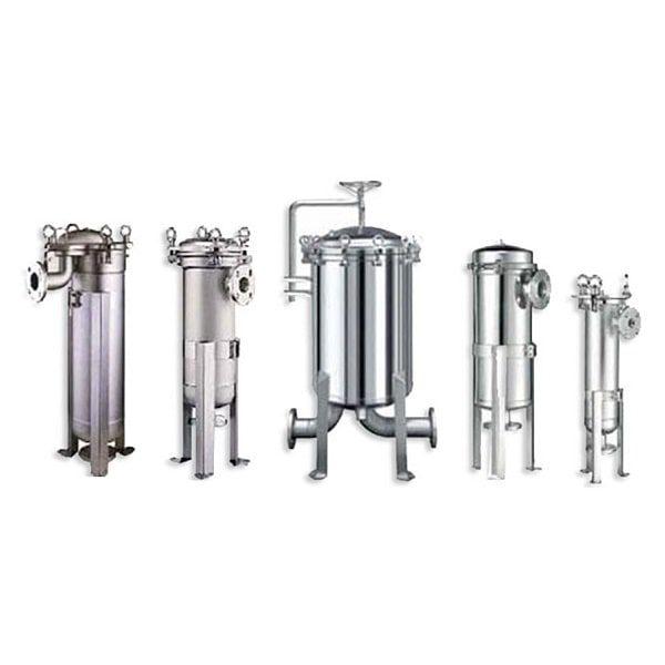 Housing o equipos para filtración industrial de liquidos Macrofilter®
